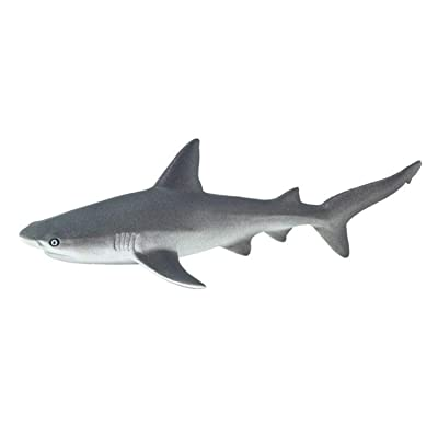 Safari 100099 Sea Life Gray Reef Shark Minature: Toys & Games