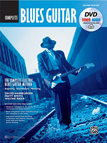 The Complete Blues Guitar Method Complete Edition: Book & Online Video/Audio (Complete - Blues Big Guitar Book