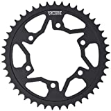Vortex 251S-44 Black 44-Tooth 530-Pitch Steel Rear Sprocket