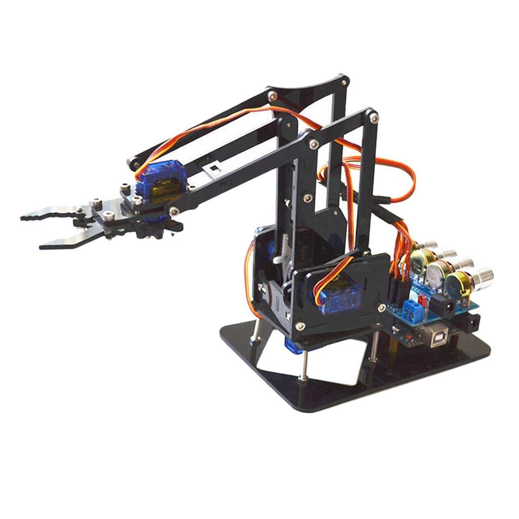 Baoblaze 6 DoF 6 Axis Arduino Compatible DIY DIY DIY Robot