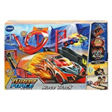 VTech Turbo Force Racers - Juguete con Circuito de Carreras