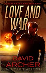Love and War - A Sam Prichard Mystery (Sam Prichard, Mystery, Thriller, Suspense, Private Investigator Book 3)