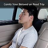 Conthou Car Neck Pillow Memory Foam for Cervical