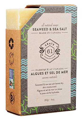 Crate Soap 100% Vegan Bar scented premium oils natural men and and body.