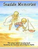 Seaside Memories: The ocean lover's coloring book: The ocean lover's coloring book