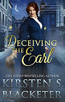 Deceiving the Earl by [Blacketer, Kirsten S.]