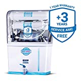 KENT Super+ 8-Litres Mineral RO Water Purifier,White