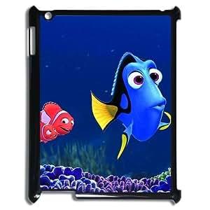 [Tony-Wilson Phone Case] For Ipad 2/3/4 Case -IKAI0448554-Finding Nemo Series