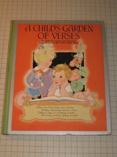A Child's Garden of Verses (Illustrated by Fern Bisel -
