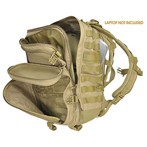 HAZARD 4 Patrol(TM) Thermo-Cap Daypack - Coyote