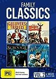 Gulliver's Travels / Magic Sword / Scrooge / It's a Wonderful Life | NON-USA Format | PAL Region 4 Import - Australia