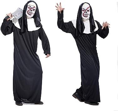 Proumhang Disfraz de Cosplay para Adultos Disfraz de Terror de ...