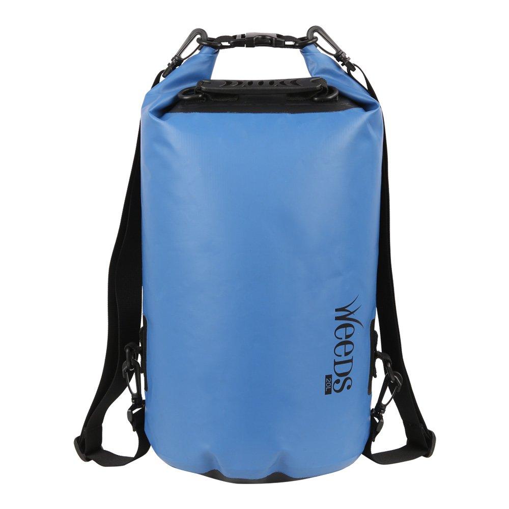 【クーポン対象外】 水泳ドライバッグ防水ドライバッグロールトップ圧縮袋の水泳ボートカヤックラフティングカヌー、釣り B06XHJYVM5 ブルー ブルー 20L|ブルー 20L B06XHJYVM5 20L|ブルー, ST-KING:f6778b71 --- albertlynchs.com