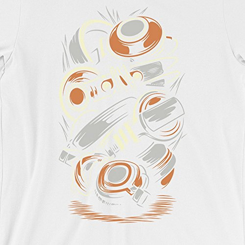 Camisa Camisa de de impresi z7nqY0