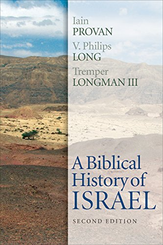 A Biblical History of Israel, Second Edition cover