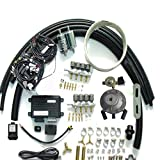 Logas LPG Sequential Injection System Conversion Kits for 8cyl gasoline fuel injected