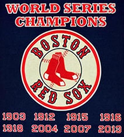 Amazon Com Mlb Boston Red Sox Dynasty Banner Wall Banners