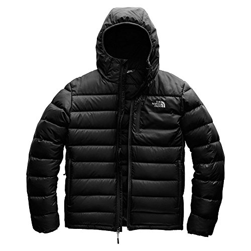 Aconcagua Down Jacket - The North Face Men's Aconcagua Hoodie - TNF Black - M