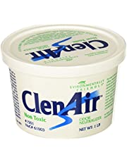 ClenAir Odor Neutralizing Air Freshener, Unscented, 1lb Gel Tub