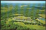 Wilson Lodge Oglebay Park Wheeling WV postcard 1950s