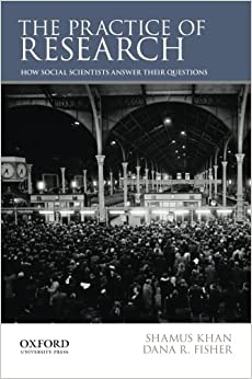Book The Practice of Research: How Social Scientists Answer Their Questions