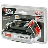 Black & Decker LBXR20 20-Volt MAX Extended Run Time Lithium-Ion Cordless Tool Battery