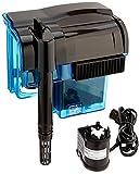 55 gallon power filter - Penn-Plax Cascade Hang-on Aquarium Power Filter for 55 Gallon Aquaria, 185 GPH Flow Rate