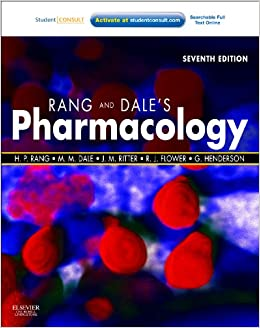 rang and dale's pharmacology pdf free download