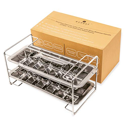 stainless steel freezer tray - 1