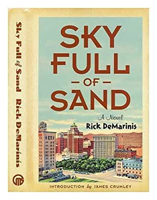 book cover of Sky Full of Sand