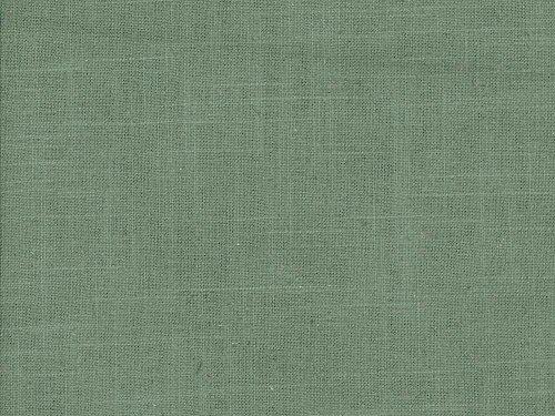 Robert Allen Swatch Sample Fabric Upholstery Drapery Linen Slub Aloe Green ()