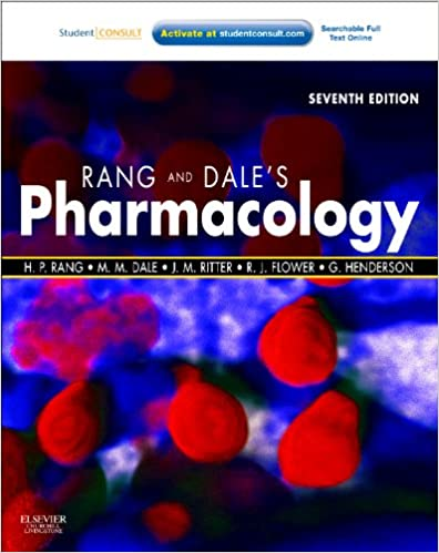 Rang And Dale Pharmacology Ebook