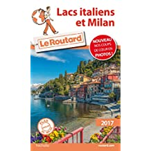 LACS ITALIENS ET MILAN 2017 + PLAN DE VILLE