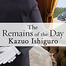 The Remains of the Day Audiobook by Kazuo Ishiguro Narrated by Simon Prebble