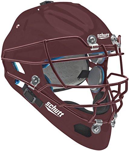 Schutt AiR Maxx 2966 Baseball Catcher's Helmet – DiZiSports Store