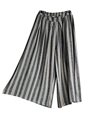 MatchLife - Pantalón - para mujer Gris Raye