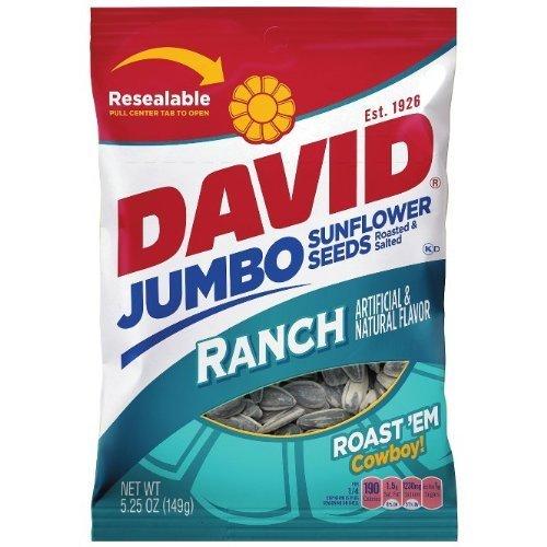 david sunflower seeds ranch - 6