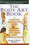 The Body Art Book, Jean Chris Miller, 0613164652