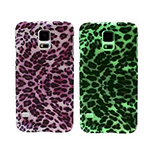 QYF Samsung S5 I9600 compatible Special Design/Glow in the Dark Plastic Back Cover