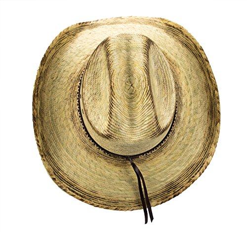 ce1c84438 Rising Phoenix Large Mexican Palm Leaf Cowboy Hat, Sombreros ...