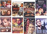 The Swiss Conspiracy / Death Falls / a Mission to Kill / Born to Win / Against All Hope / the Swap / Fatal Assassin / the Inside Man [8 DVD Pack]