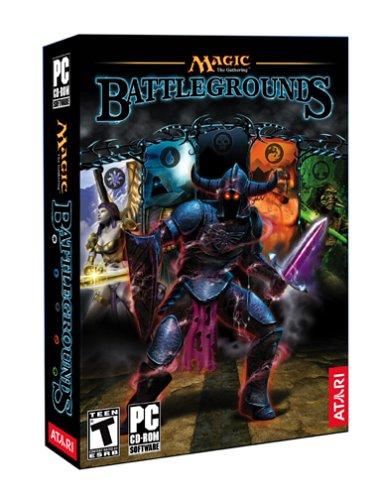 Magic the Gathering: Battle Grounds - - Game Gathering Magic Pc