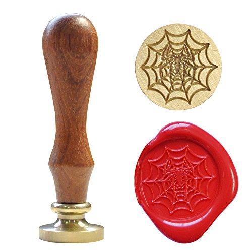 UNIQOOO Arts & Crafts The Spider Wax Seal Stamp Navadeal