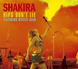 Hips Don T Lie Shakira Amazon Ca Music
