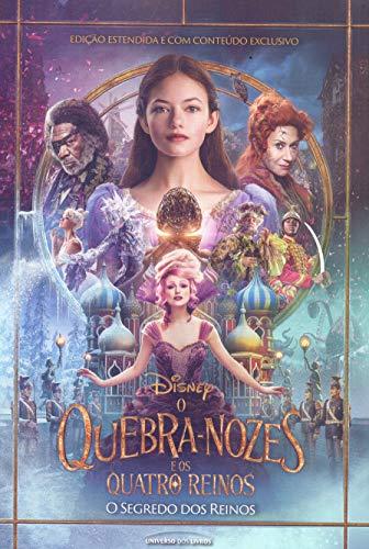 O Quebra-Nozes e os Quatro Reinos. Livro Oficial do Filme
