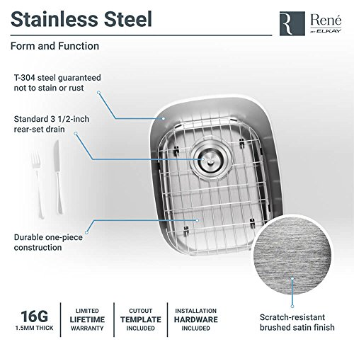 Review R1-1014-16 Stainless Steel Bar