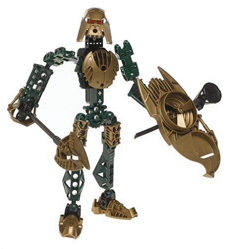 LEGO Stories & Themes Bionicle Visorak TOA Iruini Gold TOA -