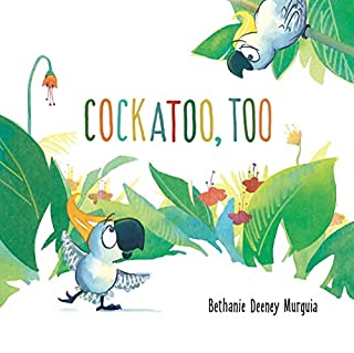 Book Cover: Cockatoo, Too