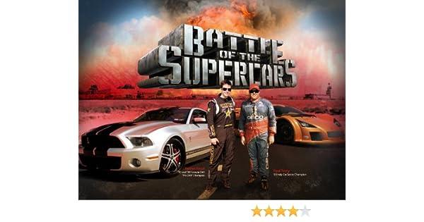 Amazon com: Watch Battle of the Supercars Season 1 | Prime Video
