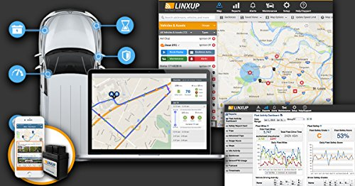 Linxup-OBD-GPS-Tracker-with-Real-Time-3G-GPS-Tracking-Car-Tracking-Device-and-Car-Locator-Car-GPS-LPVAS1-No-Contracts